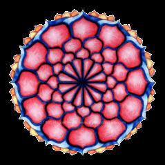 Vivian 2 Mandala