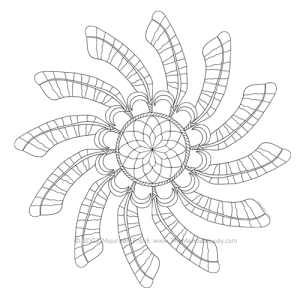 Dreamcatcher Mandala