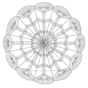 Star Power Mandala