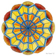 Star Power Mandala #2