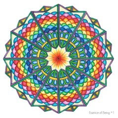 Essence of Being Mandala #1