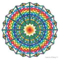 Essence of Being Mandala #1