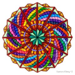 Essence of Being Mandala #2