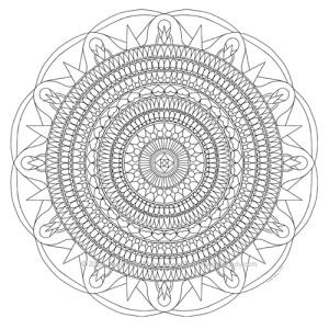Tut Mandala