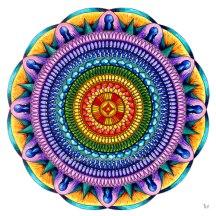 Tut Mandala #1
