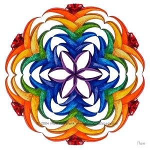 Flare Mandala