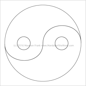 16-03: Yin Yang Mandala
