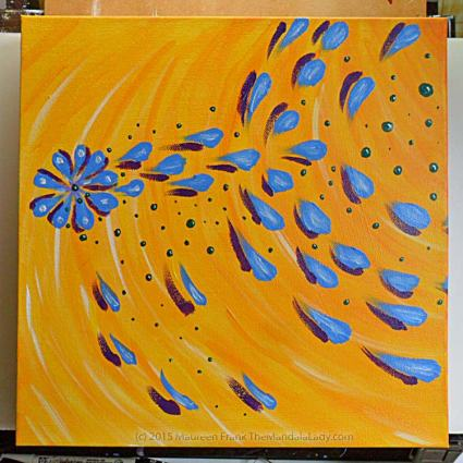 Abstract Mandala #2