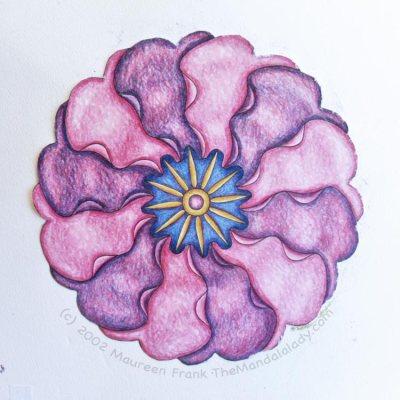 Primrose Mandala - Version 2